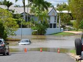 THE end to heavy rainfall caused by ex-Tropical Cyclone Oswald and a drop in flood water levels is encouraging, Mayor Gail Sellers says.  