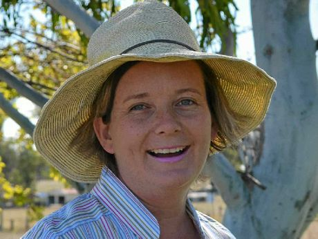 GIRL POWER: Helen Lewis will be guest speaker at the National Rural Women's Conference in Canberra next month.
