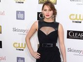 PNEUMONIA stricken Jennifer Lawrence picked up the Best Actress in a Motion Picture gong at the Screen Actors Guild Awards in Los Angeles.