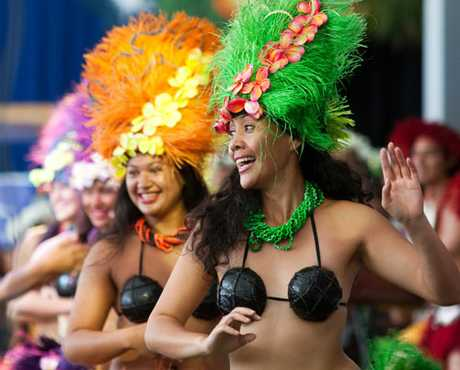 A new event bringing the very best of the Pacific region to Auckland's waterfront will be held at The Cloud throughout February and March.