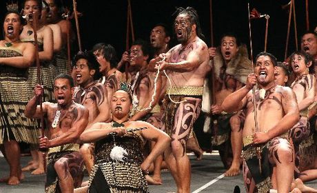 Te Arawa kapa haka Kataore is the first of six Rotorua groups performing at this year's Te Matatini.