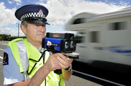 Western Bay of Plenty head of road policing Senior Sergeant Ian Campion says motorists need to slow down outside schools.