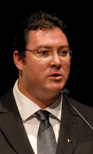 George Christensen.