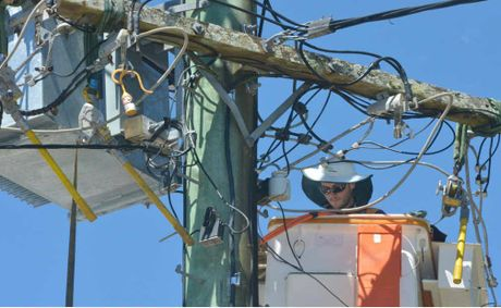 Energex crews are still working to restore electricity after the Sunshine Coasts most significant outage in memory.