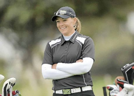 Katherine Hull-Kirk is approaching the Ladies Masters with renewed confidence.