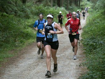 Organisers of the Vibram Tarawera Ultramarathon are expecting a high-calibre field for this year's event with a strong international flavour. Photo / Supplied