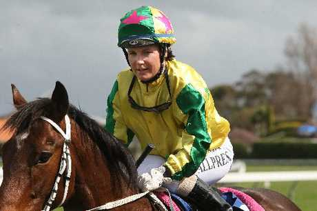 BENCHMARK BECKONS: The milestone of 1000 wins for Lisa Allpress could be achieved at Hastings today.PHOTO / FILE