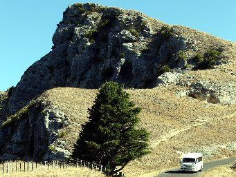Te Mata Peak is one of Hawke's Bay's treasures
