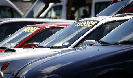 Used car sales increased in Rotorua last year. Photo / File