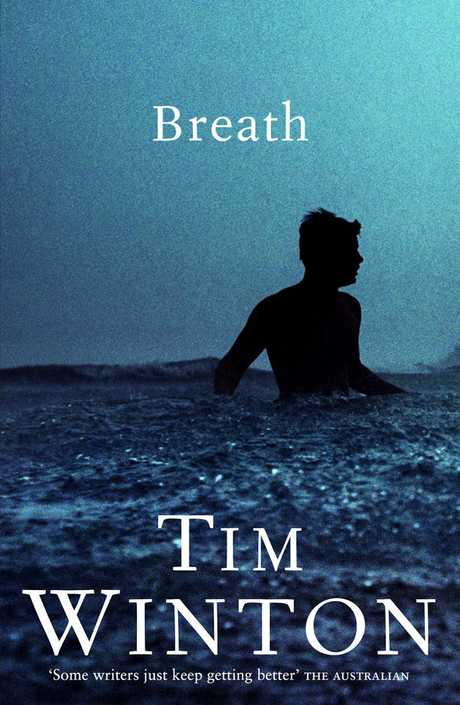 Breath by Tim Winton. scw2717b