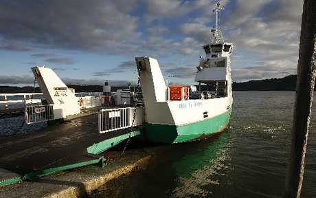 Passengers on the Hokianga Vehicle Ferry saved the lives of two teens in trouble in the water.