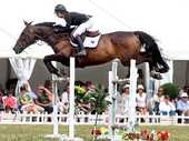 The glitz and glam of showjumping heads to the Bay of Plenty this week for the Tauranga World Cup Final Show.