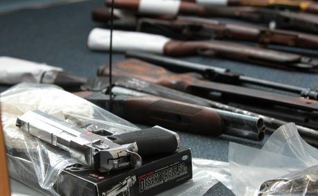 A THREE month weapons amnesty takes effect across the state today.