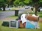 "THE unexpected $618,000 windfall generated in ""waste rates revenue"" will not be used for a kerbside clean-up."