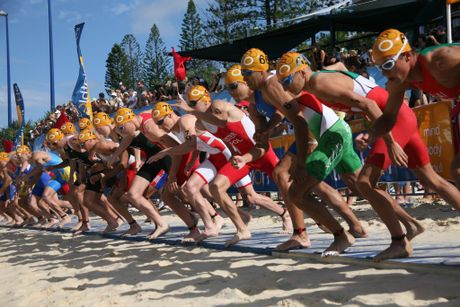 A NEW triathlon is coming to Mooloolaba.