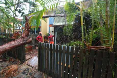 THERE will be no kerbside clean-up to deal with aftermath of ex-tropical cyclone Oswald.