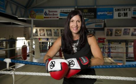 Toowoombas Tressa Lindenberg is preparing to step into the ring for her fund-raising boxing debut at Rumours International next month.
