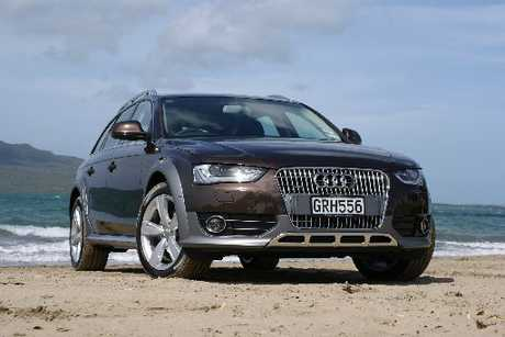 The A4 Allroad has a powertrain combination that has not previously been available in the model range.