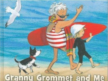 Granny Grommet and Me by Dianne Wolfer and Karen Blair.