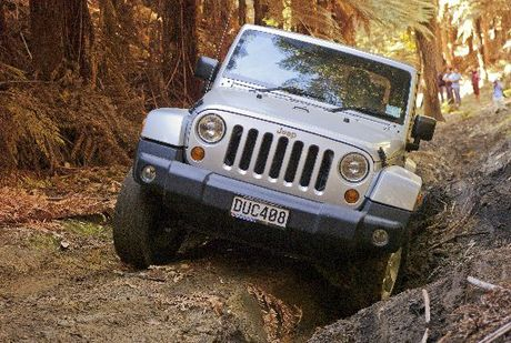 The Suzuki Jimny and the Jeep Wrangler are two of the few two-door 4WDs available in New Zealand after they were in plentiful supply about 15 years ago.