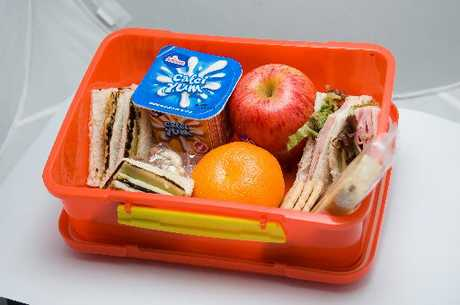 The foods that fill school lunchboxes could do with a change. Photo / File