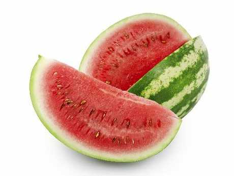 Watermelons should be ripened on the vine