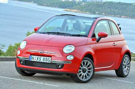 Sales of the Fiat 500 have helped boost Chrysler.