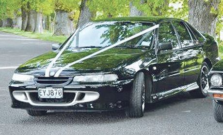 MISSING: This black V8 1996 Holden Commodore Club Sport was taken from Motordrome in Hastings last Wednesday between 3pm and 5pm.