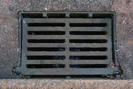 Stormwater grates are being stolen.