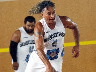 FULL THROTTLE: Whangaruru&#39;s Carmen Hetaraka drives hard during his team&#39;s close loss to Muriwhenua on Saturday. The two teams will meet again in this weekend&#39;s semifinals.