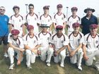 The Havelock North High School 1st X1 cricket team became the school's first boys' team to play offshore when they travelled to Brisbane for a week-long tour last month.