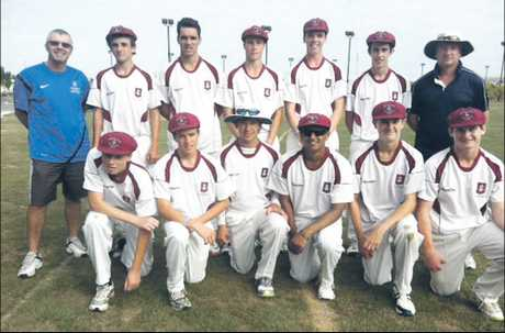 MISSION ACCOMPLISHED: The Havelock North High School 1st XI team which travelled to Brisbane last month.