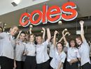 Ipswich Coles opening attracts a crowd