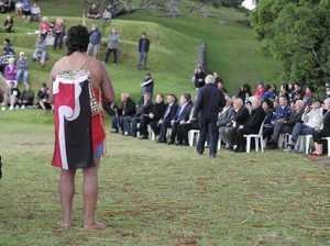 Mt Drury Waitangi Day dawn service