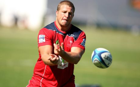 James Slipper of St.George Queensland Reds.