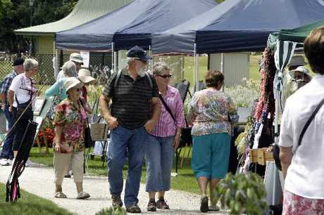 More than 60 artists will be displaying their wares at Sunday's Art in the Park. Photo / File