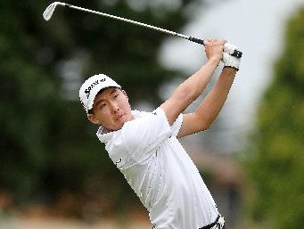 Auckland golfer Sam An is back to defend the Grant Clements Memorial title he won in 2012. Photo / File