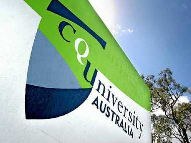 A cut in government funding has forced CQ University to find savings by shedding staff.