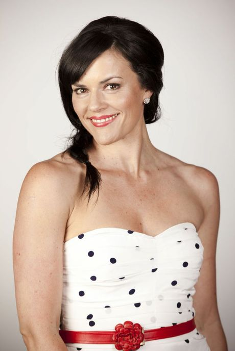 Amanda Biling stars in the TV series Shortland Street.