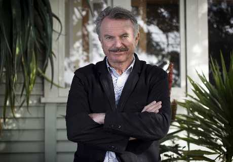 Sam Neill produces pinot noir through his label Two Paddocks.