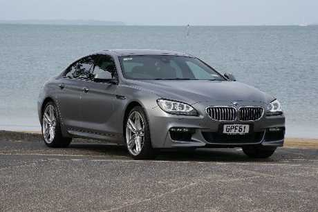 Based on a four-door car that was based on a two-door car, BMW's four-door Gran Coupe is complex, but wonderful.