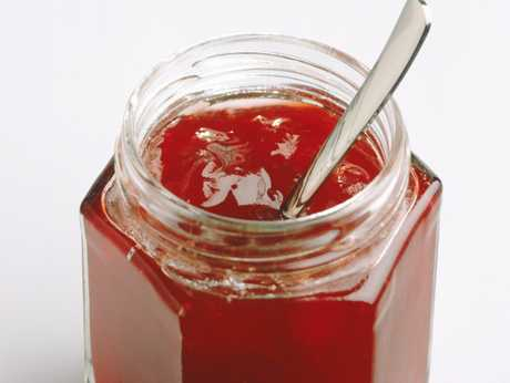 Apple jam can be dull unless you add extra flavouring such as ginger or spices