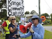 FRIENDS of the Toowoomba Range claims Toowoomba Regional Council has 'wasted' more than $48,000 fighting for a development 'very few want'.