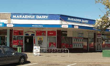 Maraenui Dairy is among the small businesses struggling with the issue of selling legal highs such as synthetic cannabinoids.