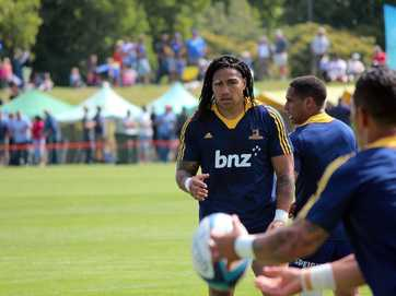 The Highlanders had a 38-21 victory over the Crusaders in Oamaru on Friday. Oamaru Mail reporter Rebecca Ryan was there to capture the action...