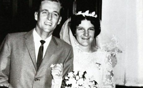 Thelma and Graeme Connor from Woodridge celebrated their 50th wedding anniversary in January this year. Photo: Supplied / The Reporter