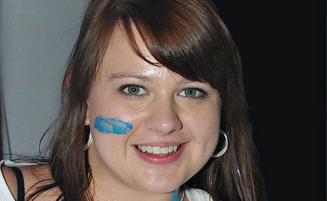 Shandee Blackburn was remembered on the first anniversary of her murder at an event last night