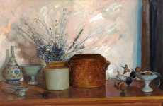 A collection of 48 works by Margaret Olley to feature in exhibition.