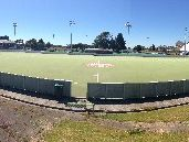 TURF UPDATE: The new turf fields are taking shape at the Tauranga Hockey Centre at Blake Park, Mount Maunganui.