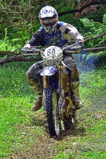 Taranaki&#39;s Adrian Smith (BikesportNZ.com Yamaha YZ250) is determined to defend his national cross-country crown.